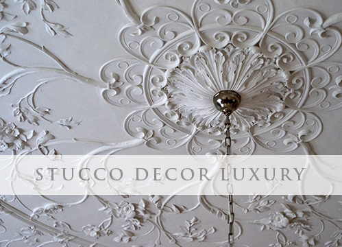 KATALOG - Stucco decor Luxury
